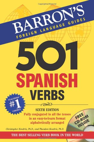 501 spanish verbs barron